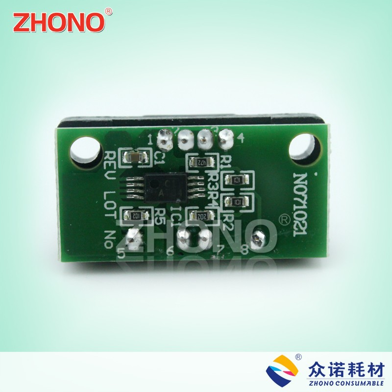 Toner chip Aculaser C8600 for Epson compatible chip