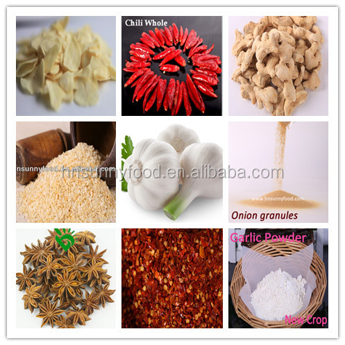 Chilli Products Bulk Dried Vegetables