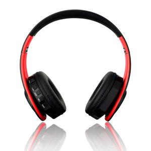 New Arrival High Quality Super Bass Stereo v4.2 dre dre Wireless Headphone with memory card made in china