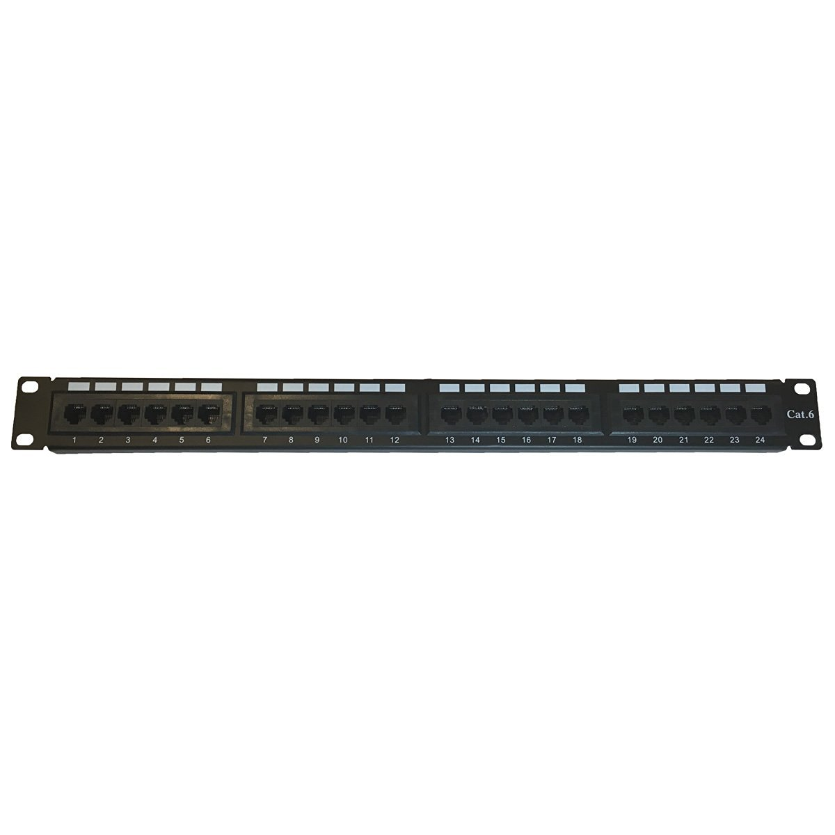 Cheap Excel Cat6 Patch Panel Find Deals On 24 Port Cat 6 Cable Wiring 48 Get Quotations Mp Data Systems