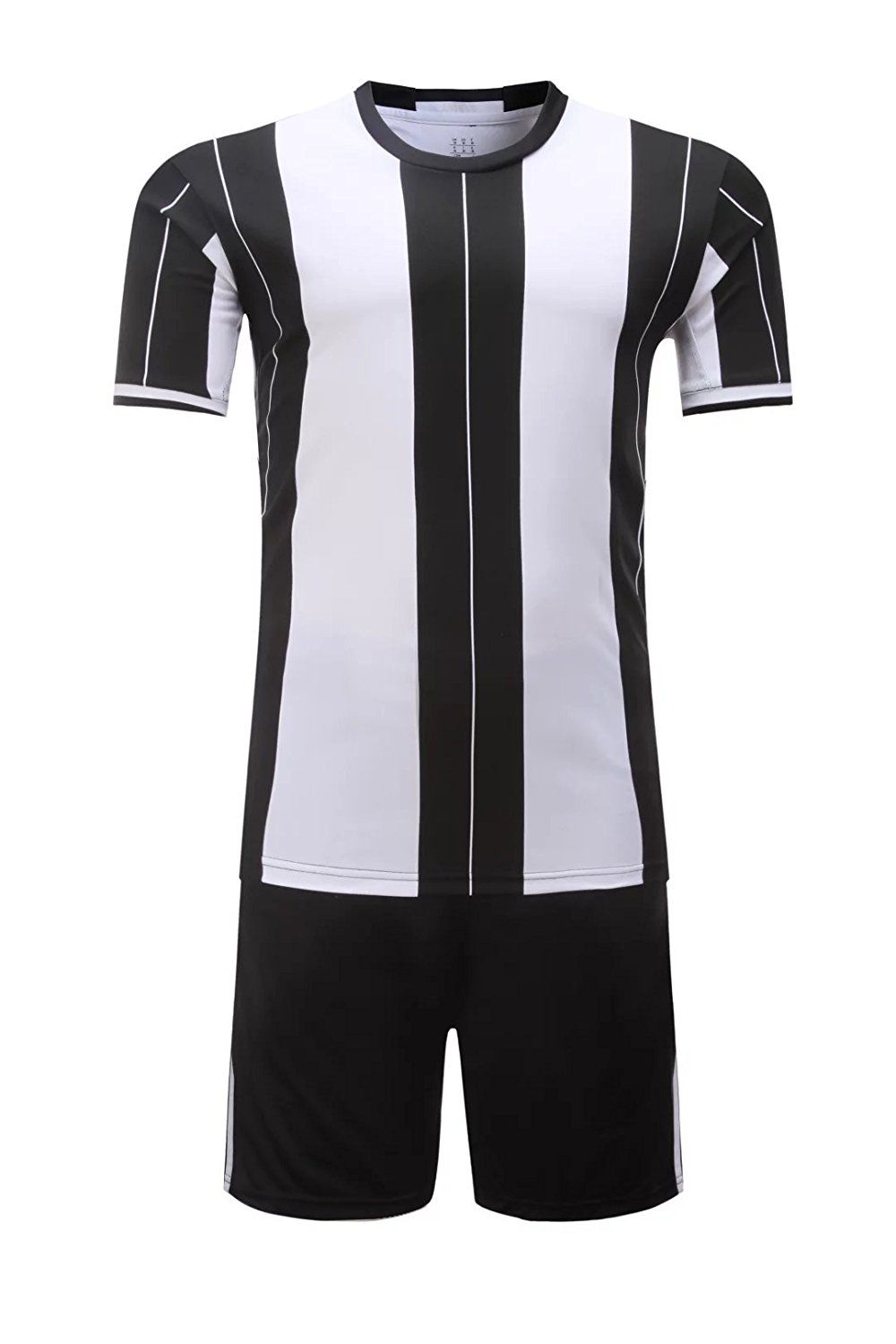 6bb7eab300a lusam feeling Sports Referee Jersey Suit Uniform Kit - Shirt + Shorts for Football  Soccer Rugby