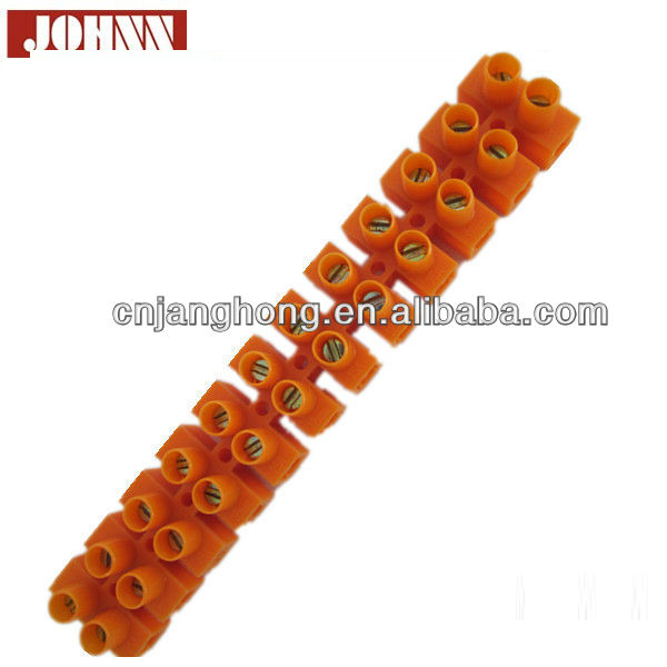 Hot Sale Low Price Plastic H Type 10A Electrical Terminal Block