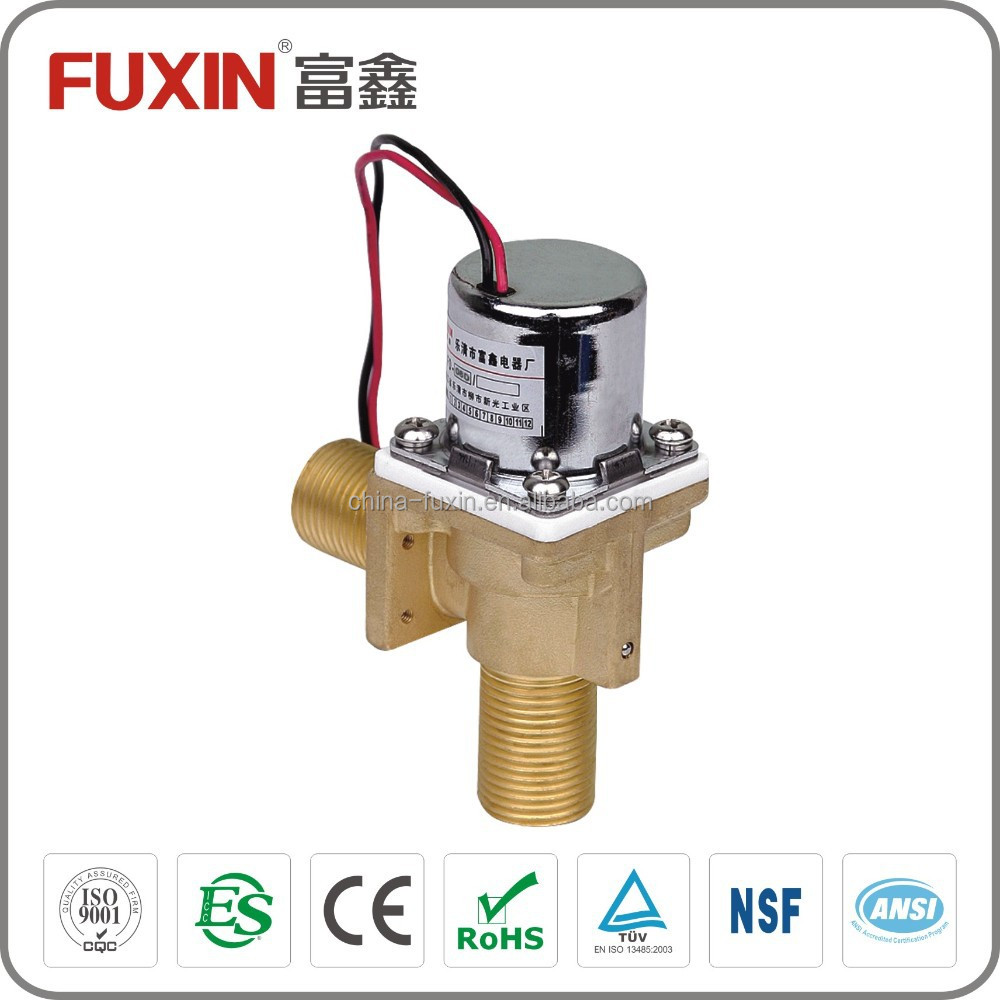 Touch Free Infrared Sensor Tap Faucet Sanitary Ware Solenoid Valve ...