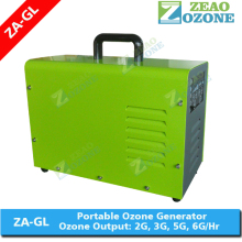 MIC portable ozone generator shoe cleaner, ozone making equipment for deodorizing system