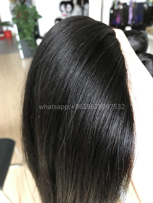 Super Double Drawn Irrisistable Me Hair Extension Wefts Yaki Hair