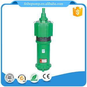 1.25 incn diameter motor multistage water pump for home use