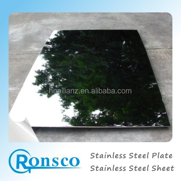 Low carbon stainlesss teel 303 mirror sheet