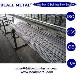 201 301 303 304 316L 321 310S 410 430 Round Square Hex Flat Angle Channel 316L stainless steel bar