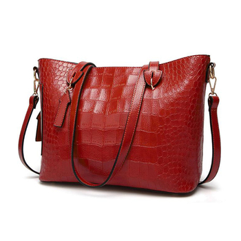 E2977 Fashion New Designer 2018 PU leather Material shoulder handbags for ladies