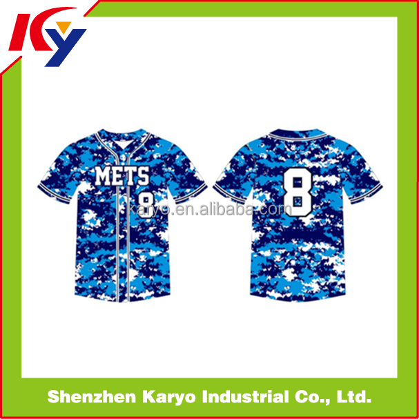 Karyo Apparel Top Quality Breathable Color Block Short Sleeve Polyester Cheap Custom Slow Pitch Softball Jerseys