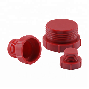 Threaded Plugs for Inverted Flared Fittings