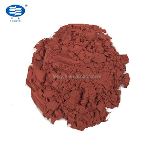 Maroon red pink thermochromic pigment glaze powder for ceramics color pigment
