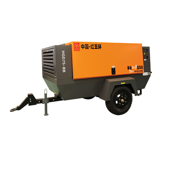 Large Type Direct Drive 14bar 110kw Mini Industrial 90kw Screw China 4000l/min Aquaculture Electric Portable Air Compressor