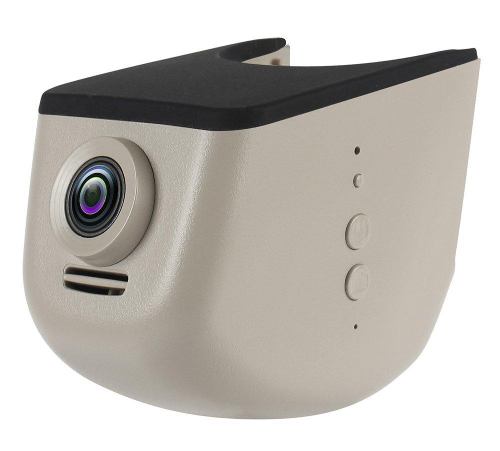 Hidden Car DVR DVRS Recorder for AUDI Old A6L A7 A8 Q3 Q5 Q7 with Ambarella A7LA50 HD 1296P 30fps ADAS WIFI MIC Dash Cam