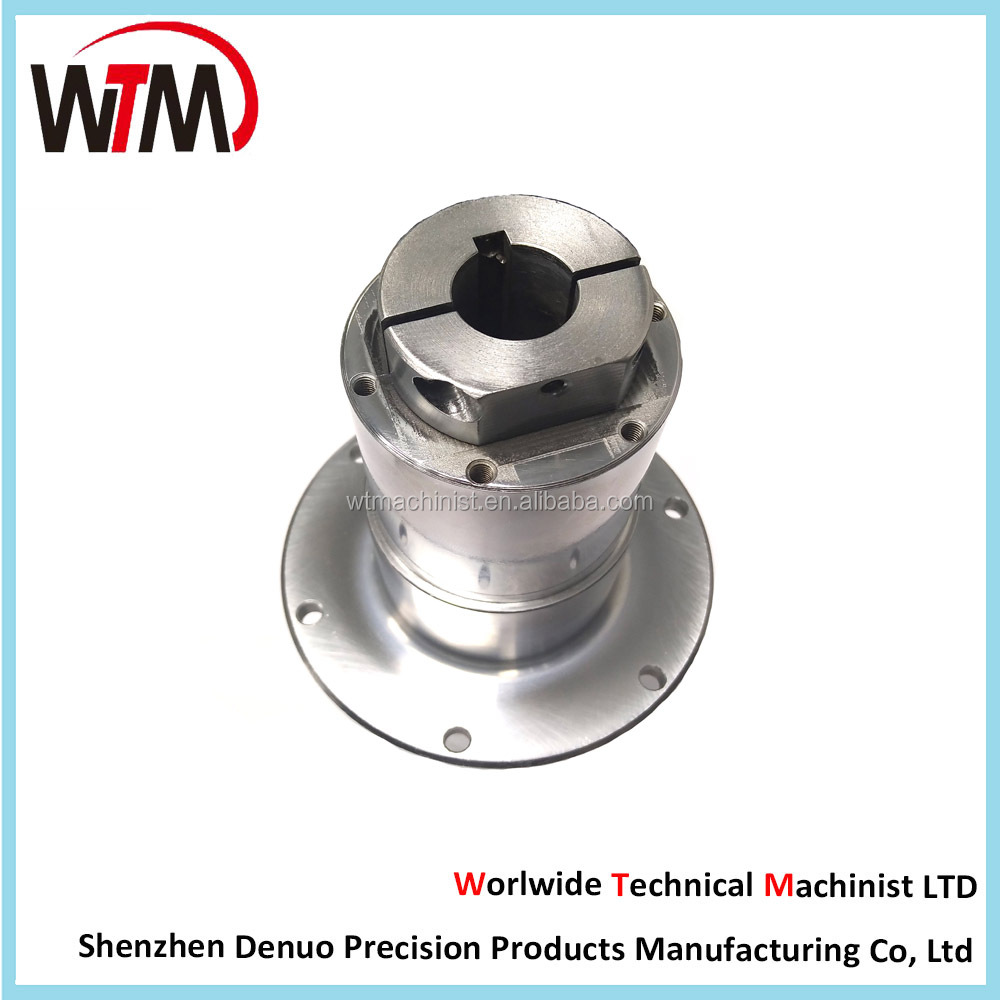 Custom precise zinc plated steel cnc machined parts,auto parts,precision machining part for shaft