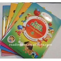 Children Arabic,French,Korean,English Learning Books