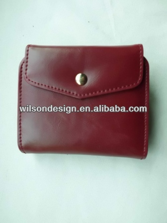 best design and hot sales metal frame long purse 2014