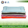 qq pet wholesale square soft dog cushion bed & pet bedding for dog