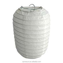 Chinese Cylinder Paper Lantern for Decoration