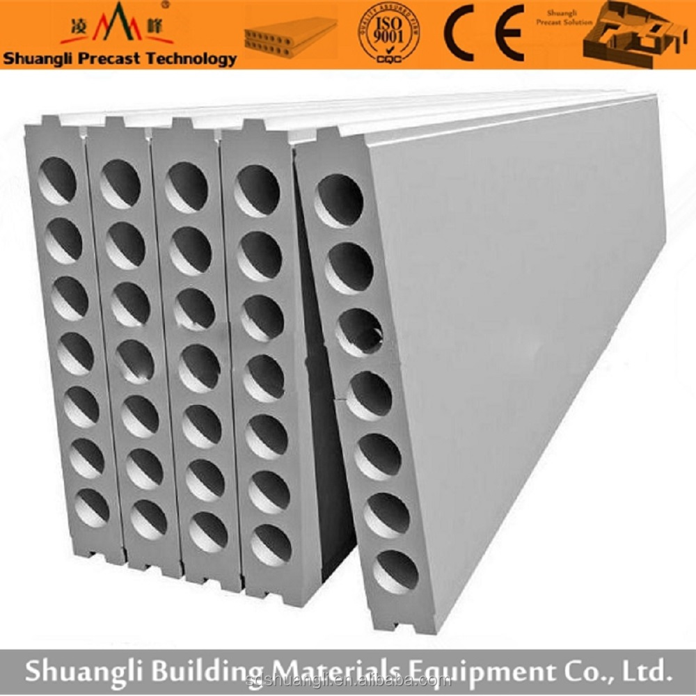 precast concrete wall, solid slab, beam,pillar, stair , post , sandwich panel production line for sell