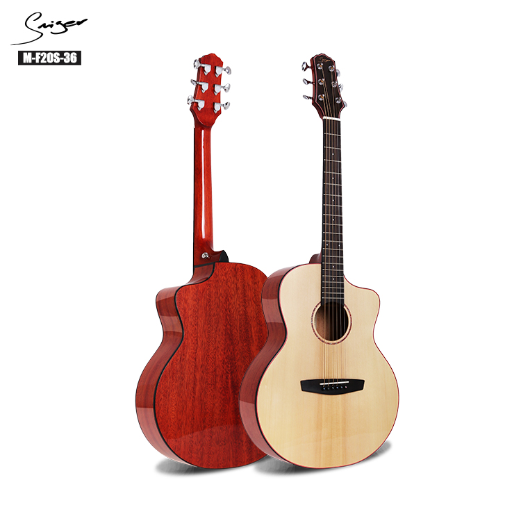 Manufacturer acoustic guitar korea with factory price