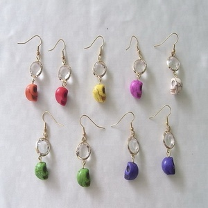 High Quality Stone Earring Colorful Ear Rings Earrings For Party