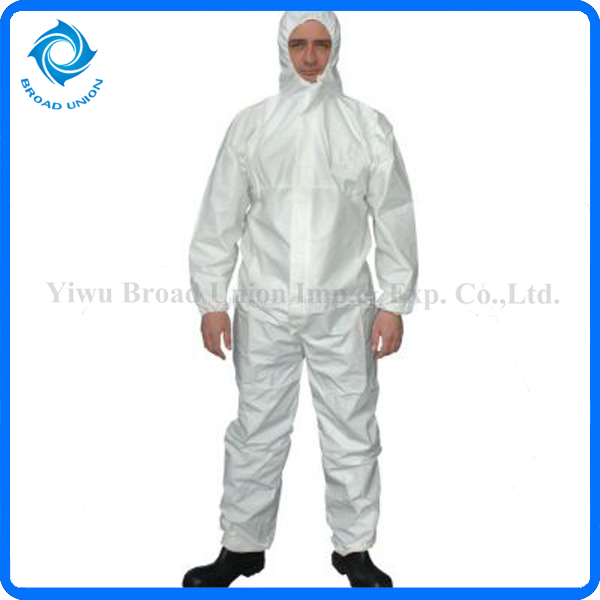 CE Certified Safety Disposable Coverall