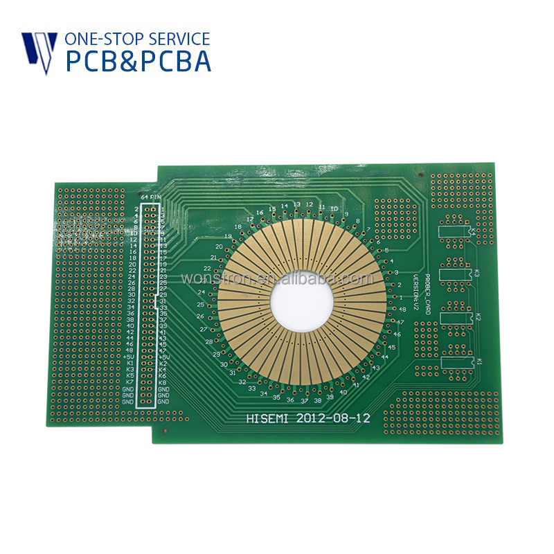94v0 Power Supply Circuit Board PCB for Data Entry Projects
