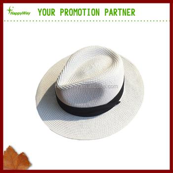 9cd91aaa8ca Custom Logo Panama Hat
