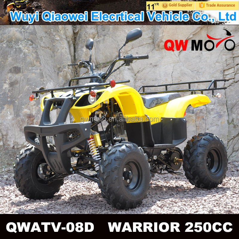 CE Racing 4 wheel motorcycles racing buggy adult 250cc Quad Bike ATV for sale