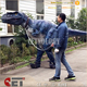 CET-N958 Cetnology Kids Playground Realistic Dinosaur King Costume for Adults