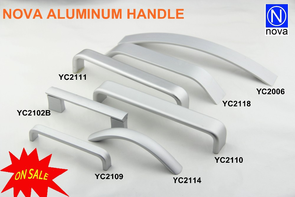 Aluminum furniture <strong>handle</strong> 8inch
