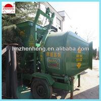 ISO9001! China well-known brand! VIP service! Zhenheng supply JZCP350(10-14m3/h) auto self loading cement mixer sale