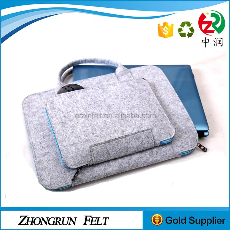 Handgemaakte Vilten Tas : Groothandel handgemaakte vilt computer tas zak stof