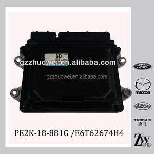 New Items Auto Calculator Motor Used For MAZDA Car PE2K-18-881G /E6T62674H4