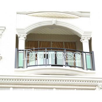 Fiore Di Vetro Ringhiere Di Alluminio Per Balconi Prezzi Buy