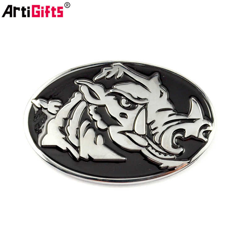 New fashion make your own car emblems and badges logo sticker for wheel