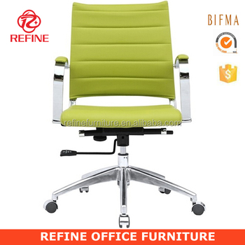 Magnificent Small Comfortable Stylish Modern Lime Green Faux Leather Office Work Chairs Rf S091D Buy Work Chairs Office Work Chairs Leather Office Working Chair Gmtry Best Dining Table And Chair Ideas Images Gmtryco