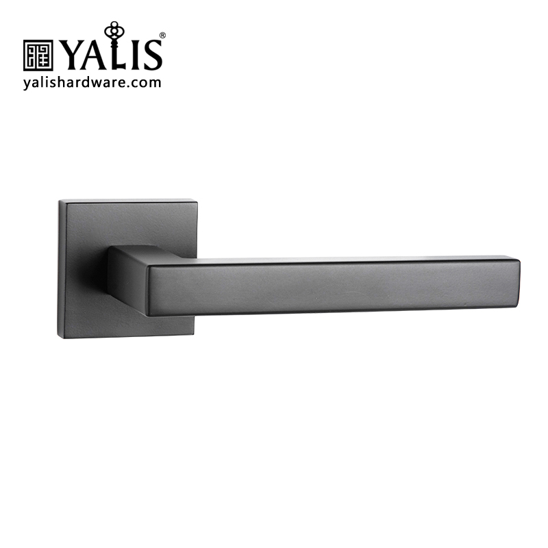2017 Zinc Best Designer Interior Door Handles Gate Handle Lock Buy