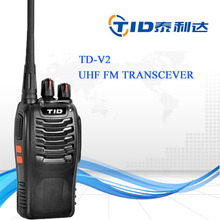 low power 2 meter uhf400-470mhz handheld radio