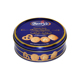 Danish butter cookies tin box custom cylindrical biscuits tin cans