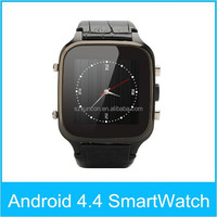 2015 Newest W9 1+8g dual core android smartwatch unlocked 3g wifi smart watch phone