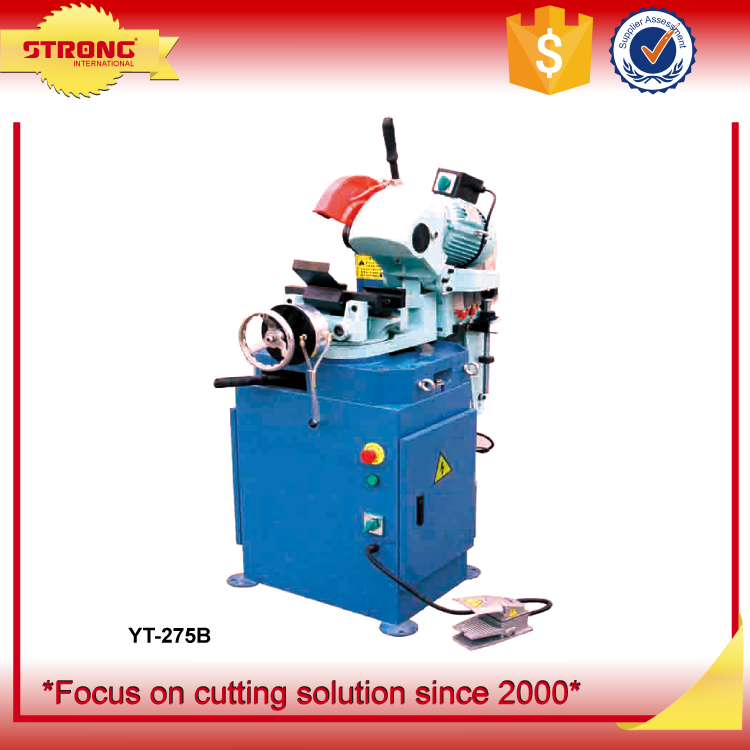Full Automatic CNC Metal Circular Cold Saw Machine