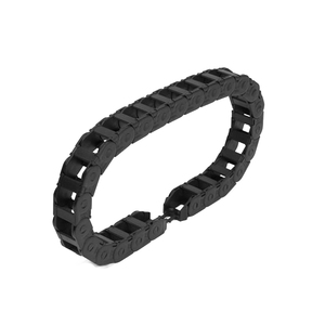 Flexible Plastic Cable Carrier Drag Chain with National Patents