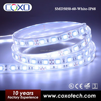 DC12V 5M Roll SMD 5050 Flexible Led Decoration Tape 5050 White Color Led Strip Lights