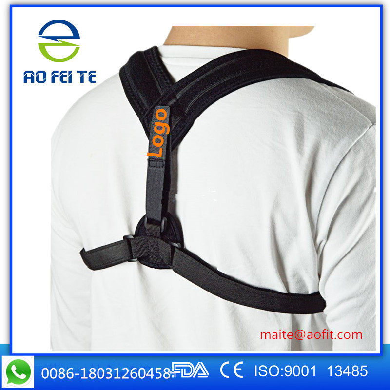 New products shoulder back support brace posture corrector