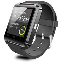 Bluetooth Smartwatch U8 U Smart Watch for iPhone 6 6S / 6 Plus / 5S Samsung S6 / Note 4 3 2 HTC LG Sony Smartphones Android Wear