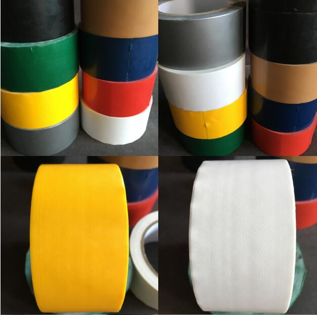 Good brand Grey Custom Design Duct Tape Wholesale Cloth Custom Printed Colored Duct Tape