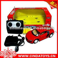 1 32 RC Classic Alloy Car With Charger