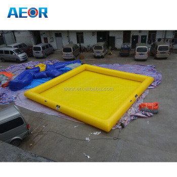 2015 newest square above ground poolinflatable square swimming pool - Square Above Ground Pool